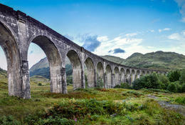 - Glenfinnan viadukt, Shotimaa