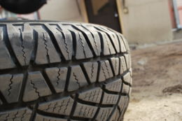 Dezervon - Michelin Latitude 235/75 R15 + R15 valuveljed - DSC_0943