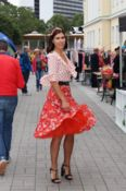 andrebor - Theatre Fair 2019 - Red skirt
