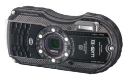 pentax - Pentax Optio WG-3 ja WG-3 GPS - WG-3 must