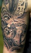 ranet38 - samanii - artist-Victor_Portugal-black-and-grey-gears-tattoo
