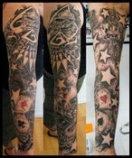 ranet38 - samanii - sleeve-tattoos