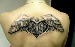 ranet38 - samanii - steampunk_heart_tattoo_wings