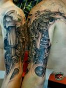 ranet38 - samanii - two_arms_steampunk_tattoo